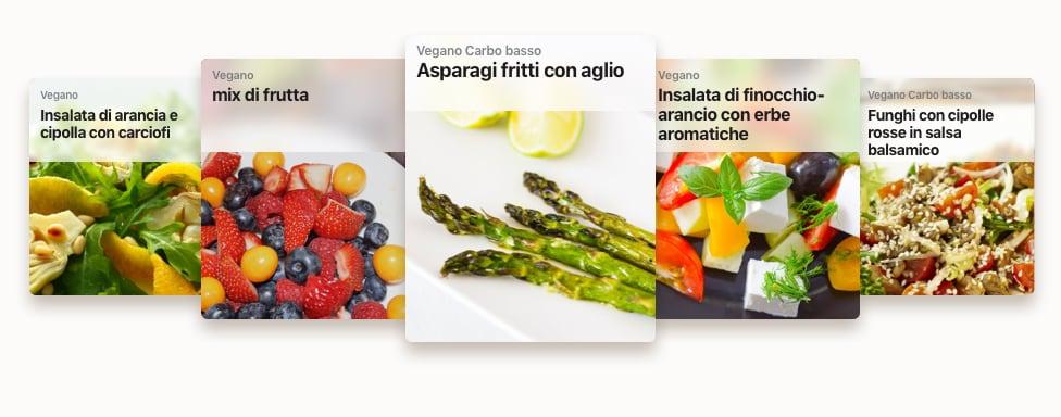 Esempi di ricette per un piano nutrizionale Detox